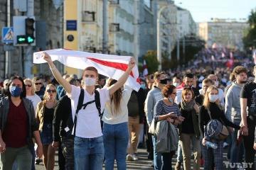 У Білорусі на активістів і учасників протестів завели понад 250 справ - правозахисники