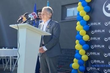 Birlik Crimean Tatar cultural center opens in Kyiv region