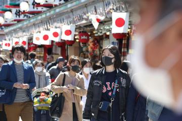 Дію режиму надзвичайної ситуації в Японії розширили на три префектури