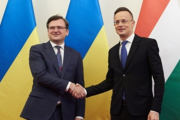 Kuleba y Szijjártó realizarán mañana una visita conjunta a la región de Transcarpatia