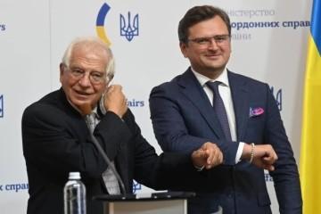 Borrell: No hay amenaza de suspensión de la exención de visados con Ucrania