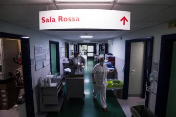 В Італії виявили понад 300 тисяч випадків COVID-19