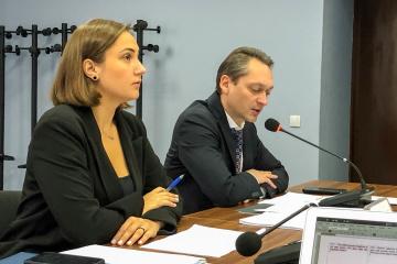 Acordado el texto del acuerdo con el BERD por 100 millones de USD sobre la restauración del este de Ucrania