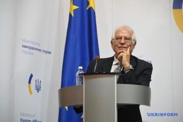 Borrell : L'UE est prête à donner à l'Ukraine 1,2 milliard d'euros, mais une coopération avec le FMI est nécessaire