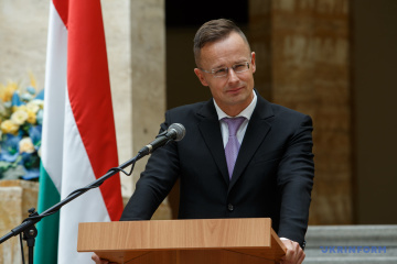 Hungarian foreign minister urges OSCE to send mission to Zakarpattia region