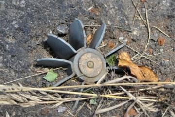 На Донеччині за час роботи Центру протимінної діяльності знешкодили понад 32 тисячі боєприпасів