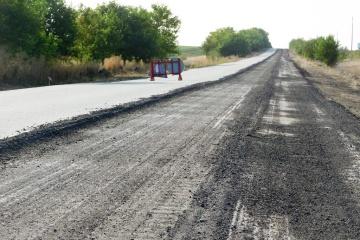 Стартував ремонт дороги до курортного Очакова