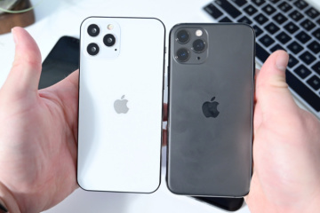 Apple 13 жовтня може презентувати одразу чотири нових iPhone