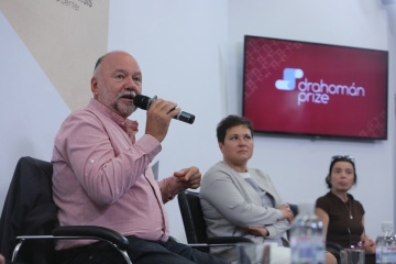 Для перекладачів з української започаткували премію Drahoman Prize