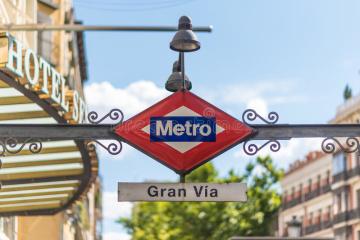 У Мадриді злива підтопила метро