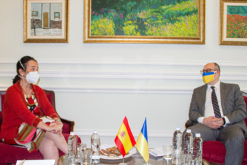 Ukraine to cooperate with Spain in e-governance