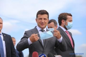 Zelensky : L'Ukraine se joint à l'élaboration du traité international sur les pandémies