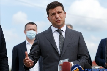Zelensky: It's time for concrete proposals on NATO MAP