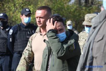 An-26 plane crash in Kharkiv region kills 26 people – Zelensky