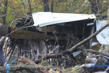 Les familles des victimes de l'accident d'avion An-26 recevront chacune 1,5 million d'UAH