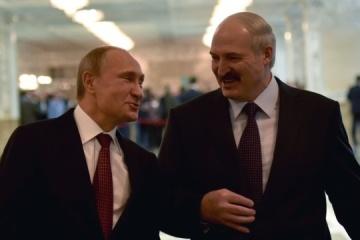 Außenministerium: Union Lukaschenkos mit Kreml stärkt Risiko für Ukraine