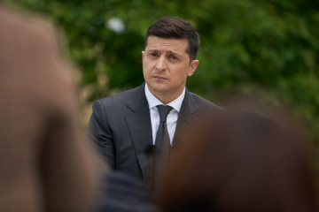 Präsident Selenskyj reist am Dienstag in Region Winnyzja