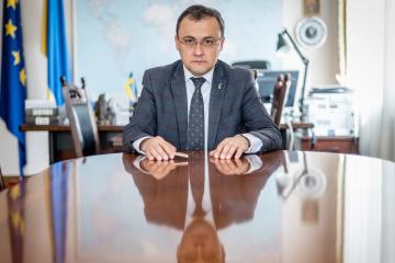Wasyl Bodnar, wiceminister spraw zagranicznych Ukrainy