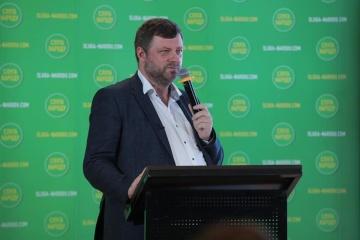 «Слуга народу» матиме ситуативні коаліції у місцевих радах - Корнієнко