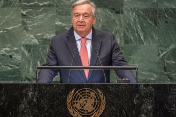 Haut-Karabakh : le chef de l'ONU demande la fin des combats et la reprise des négociations