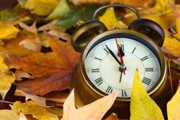 L'Ukraine passera à l'heure d'hiver le 25 octobre
