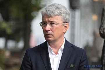 Minister Tkachenko to submit proposals on supporting culture industry during quarantine