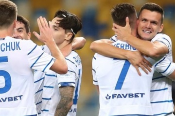 Dynamo Kyiv defeats Gent, wins through to Champions League group stage