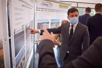 Over 100 km of roads to be repaired in Vinnytsia region this year