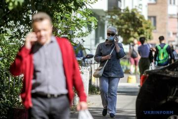 Coronavirus : 308 cas enregistrés à Kyiv en 24 heures