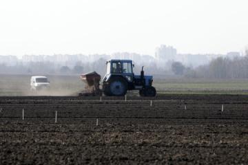Ukrainische Bauer bereits mehr als 2,2 Mio. Hektar Wintergetreide gesät