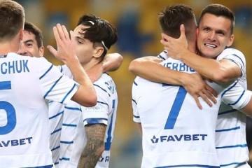 Ligue des champions : Le Dynamo Kyiv bat le Gand