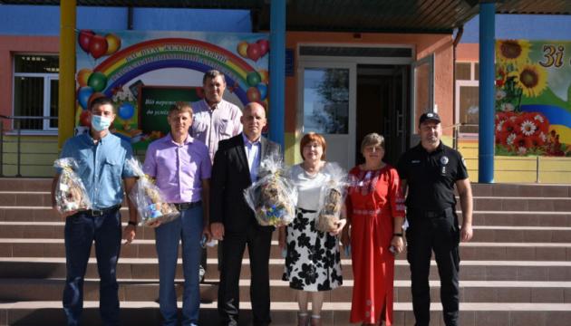 На Донеччині відкрили модернізований навчальний комплекс