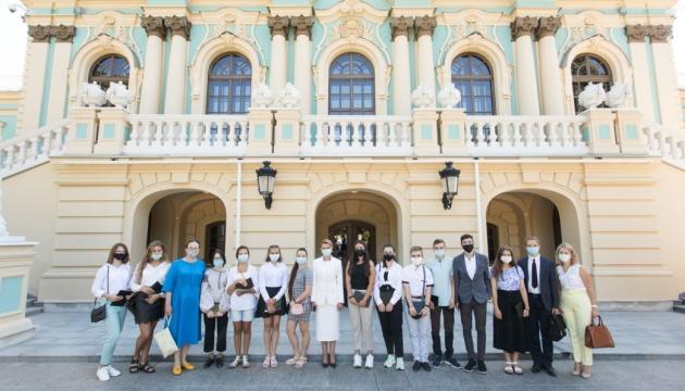 У Маріїнському палаці проводитимуть безкоштовні екскурсії для школярів
