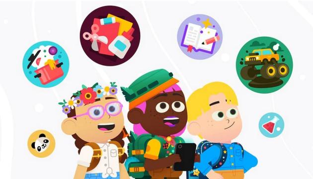 Книги, додатки та відео: Google запускає платформу для дітей