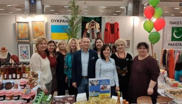 Українці Греції передали кошти для центру підтримки мам і дітей «Місто добра» в Чернівцях