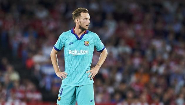 «Барселона» продала Ракитич в «Севилью»