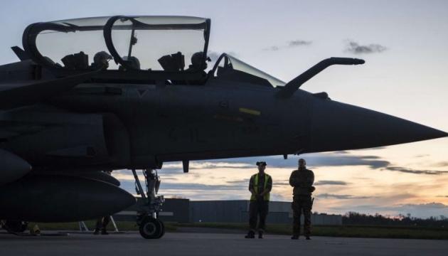 Греція почала перемовини з Францією про купівлю 18 винищувачів