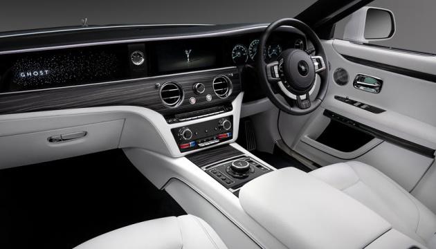 Rolls-Royce представил новый люксовый седан