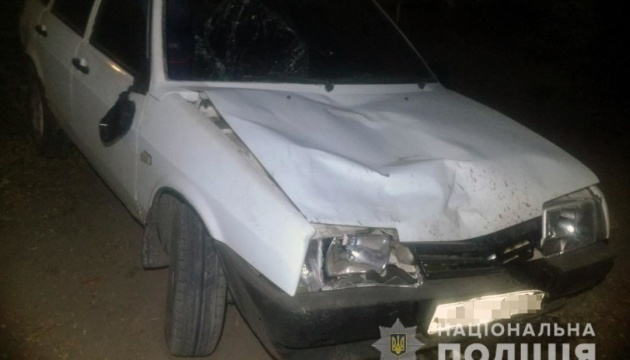 На Запорожье пьяный водитель сбил трех пешеходов, один человек погиб