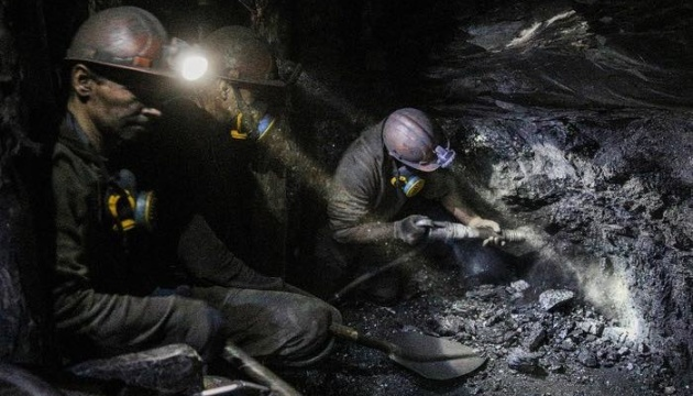 На шахте «Надежда», где продолжается подземная забастовка горняков, отключат свет