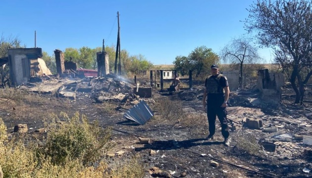 Пожежа під Попасною: поліція відкрила справу