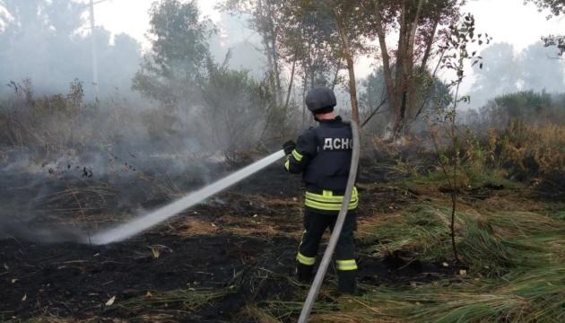 Станицю готують до можливої евакуації через масштабну пожежу