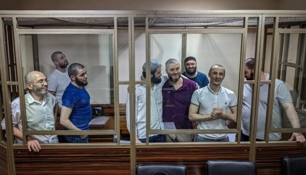 Die Ukraine protestiert gegen Menschenrechtsverletzungen auf der Krim – Büro des Präsidenten