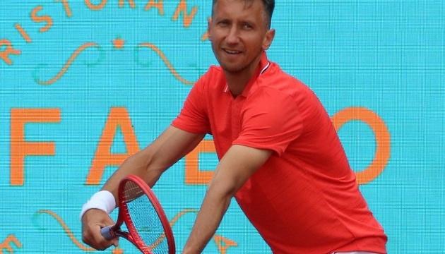 Стаховский вышел во парного четвертьфинала на турнире ATP серии Challenger в Чехии