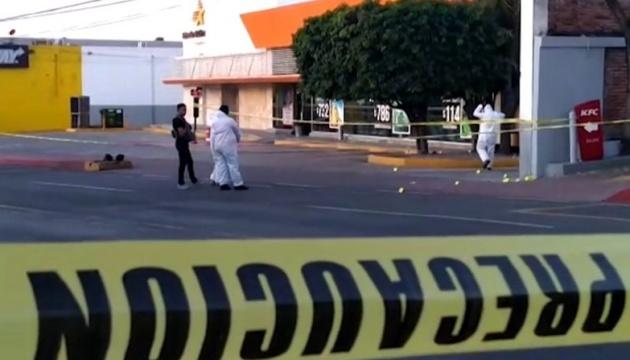 У Мексиці розстріляли траурну церемонію, є загиблі й поранені