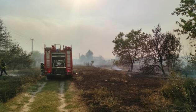 Члены Кабмина завтра вылетают на Луганщину и Харьковщину, где бушуют пожары