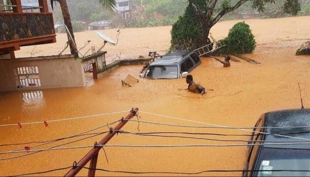 Ливни в Нигере разрушили 26 тысяч зданий и забрали полсотни жизней