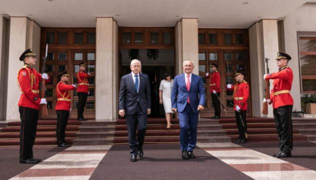 Ukraine opens embassy in Albania