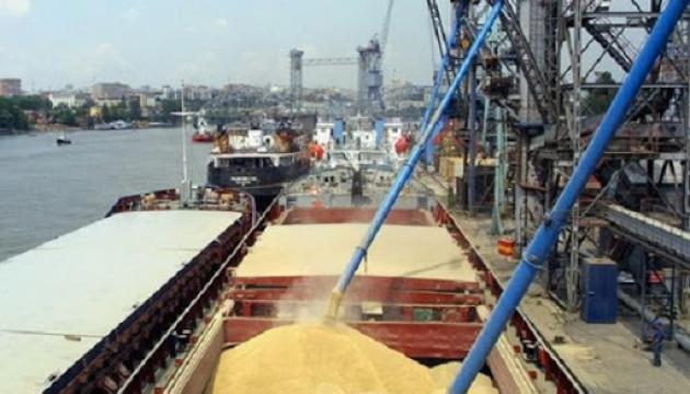 Морпорти України цьогоріч збільшили перевалку вантажів на 5%