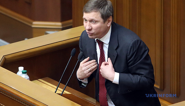 MP Shakhov to run for Kyiv mayor